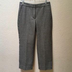 J Crew Pants Trouser 100% Wool Career
